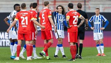 Union Berlin-Hertha Berlin: 1-1 (MAÇ SONUCU-ÖZET)