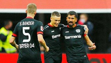 Bayer Leverkusen 1-1 RB Leipzig | MAÇ SONUCU