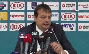 Ergin Ataman: Fenerbahçe Başkanı azmettiricidir!