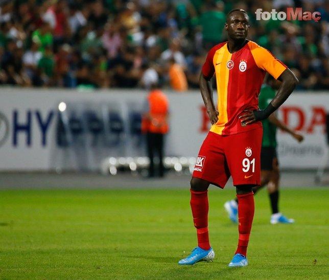 Mbaye Diagne tercihi yaptı! İşte son iddia...