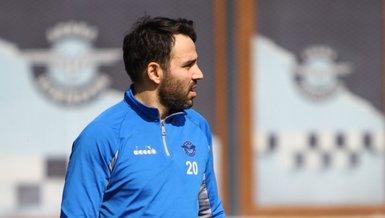 Son dakika spor haberleri: Adana Demirspor'da kadro dışı olan Volkan Şen takıma döndü