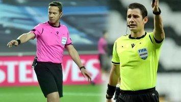 FIFA'dan Halis Özkahya ve Halil Umut Meler'e görev!