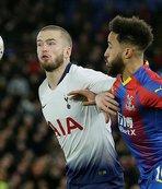 Crystal Palace kupada Tottenham'ı eledi
