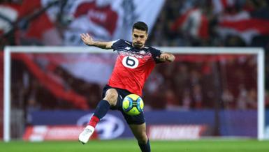 Lille'den Roma'ya son günde ret! Mehmet Zeki Çelik... | Son dakika transfer haberleri
