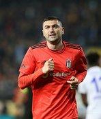 Beşiktaş'ta Burak müjdesi!