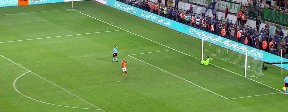 Galatasaray - Akhisarspor (PENALTILAR İZLE)