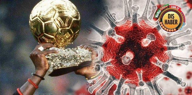 George Weah'ten corona virüsüne karşı şarkı!