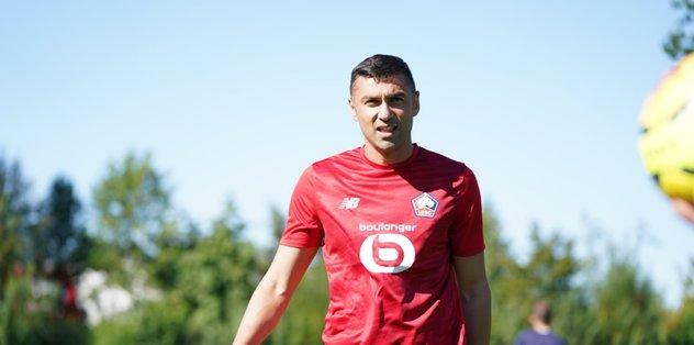 Burak Yılmaz Lille formasıyla ilk maçına çıktı! - Trabzonsporda -