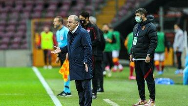 Galatasaray Teknik Direktörü Fatih Terim'den hücum oyuncularına uyarı!