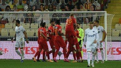 Yeni Malatyaspor - Kasımpaşa: 2-0  | MAÇ SONUCU - ÖZET