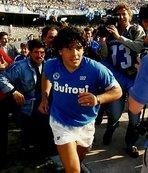 Diego Maradona'dan 55 bin euro'luk katkı