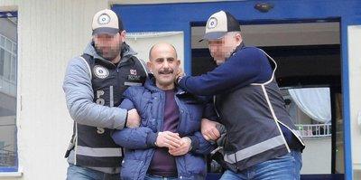 Mehmet Ekinci tutuklandı