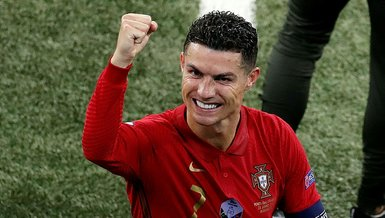 Ronaldo equals world record with 109 Portugal goals