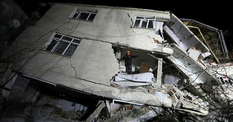 Spor camiasından Elazığ'daki deprem sonrası başsağlığı mesajları