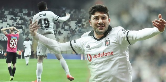 Beşiktaş 3-2 Kasımpaşa   MAÇ SONUCU