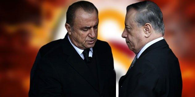 Galatasaraylı yöneticiden flaş itiraf! Mustafa Cengiz ve Fatih Terim...