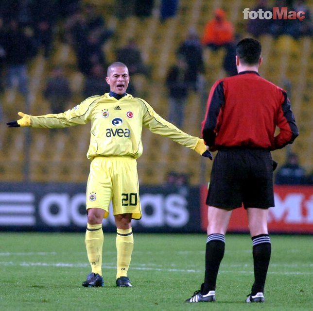 Fenerbahçe'den Alex'e jübile kararı! İşte efsane maçın kadrosu