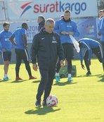 Trabzonspor, Konyaspor maçına hazır