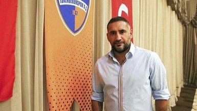Son dakika spor haberi: İskenderunspor Teknik Direktörü Ümit Karan'ın hedefi şampiyonluk!