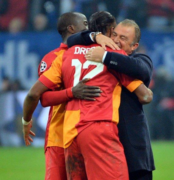 Schalke 04 - Galatasaray maçının Twitter yorumları