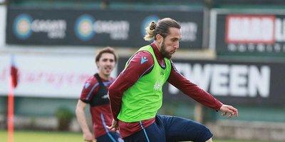 Trabzonspor Konyaspor maçı hazırlıklarını sürdürdü