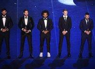 FIFA'da yılın 11'i ve en iyi futbolcusu belli oldu!