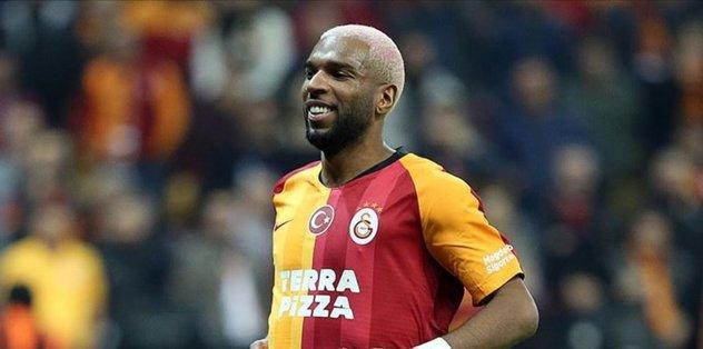 Resmi açıklama geldi! Ryan Babel Galatasaray'a...