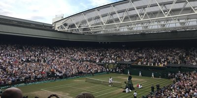 Wimbledon'da finalin adı belli oldu: Federer-Cilic