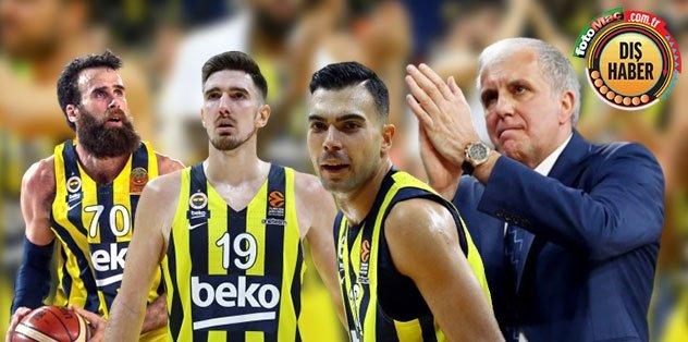 Fenerbahçe'nin rüya takımı dağılıyor! Obradovic'ten sonra 3 yıldız...