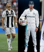 İşte dünyanın en çok kazanan 100 sporcusu