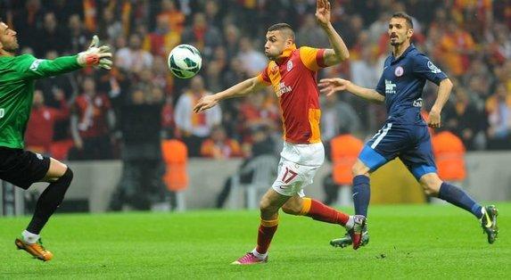 Galatasaray - İBB maçının Twitter yorumları
