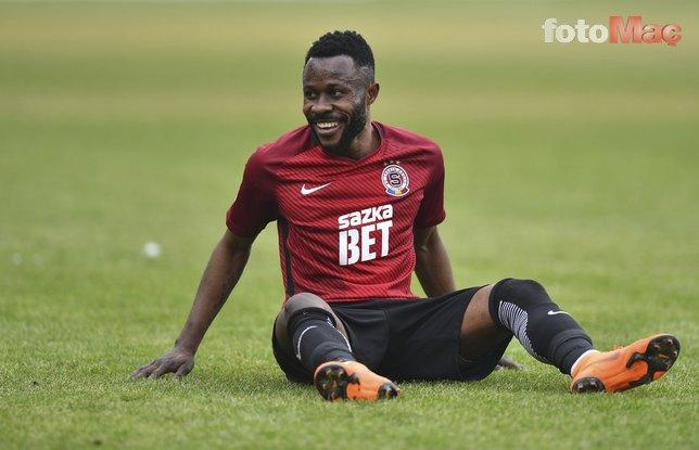 Yıldız futbolcu açıkladı! Trabzonspor'da oynamak istiyorum