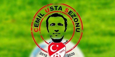 TFF'den Cemil Usta için anma mesajı