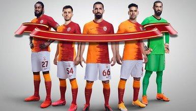 Galatasaray'ın Avrupa'daki forma sponsoru yeniden Türk Hava Yolları oldu