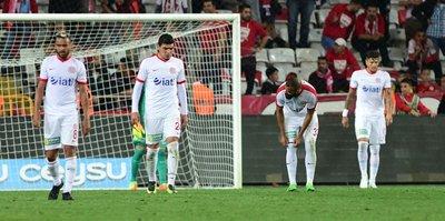 Antalyaspor Avrupa hedefini zora soktu