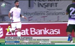 Fenerbahçe ile Beşiktaş Umut Meraş için kapışıyor