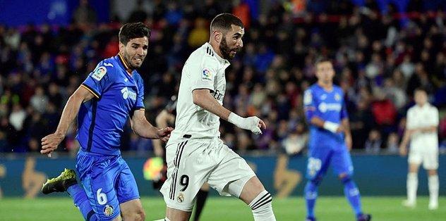Getafe 0-0 Real Madrid