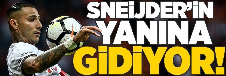 Quaresma, Sneijder'in yanına gidiyor!