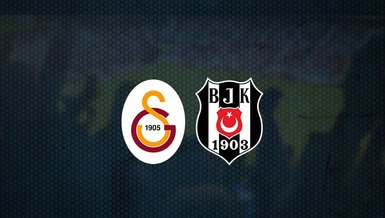 Şampiyonluk aşkına! Galatasaray - Beşiktaş maçı ne zaman, saat kaçta ve hangi kanalda canlı yayınlanacak?   Süper Lig