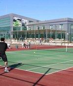 2019'un ilk ulusal tenis turnuvası Şanlıurfa'da düzenleniyor