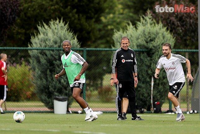 Beşiktaş'ta bir ayrılık daha! İşte yeni takımı