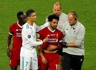 Mısır'da Salah'ı sakatlayan Sergio Ramos'a karşı nefret dinmiyor!