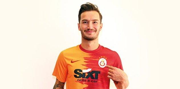 Oğulcan Galatasaray'da