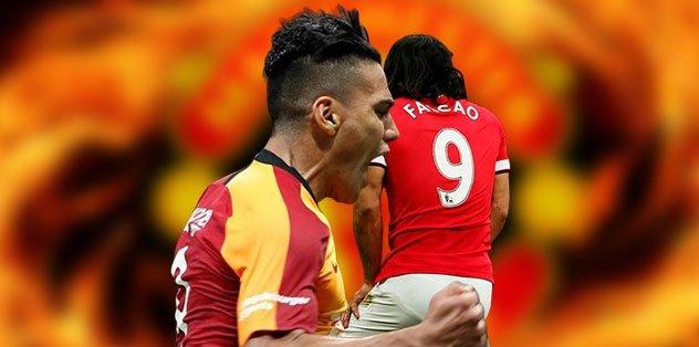Radamel Falcao İngiltere'de en kötü transferler arasında...