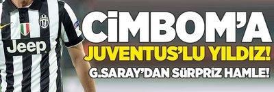 Cimbom'a Juventus'lu yıldız! Sürpriz hamle