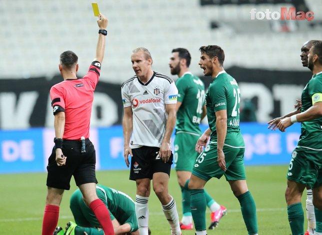 Spor yazarları Beşiktaş-Konyaspor maçını değerlendirdi