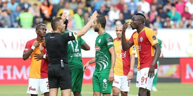 Yazarlardan Rizespor - Galatasaray ve Serkan Çınar yorumları