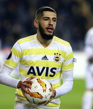 Kulüp başkanı açıkladı! Yassine Benzia kaza geçirdi