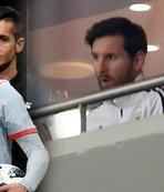 İspanya'dan Arjantin'e yarım düzine gol: 6-1