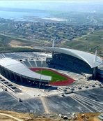 Turkey very active in stadium construction